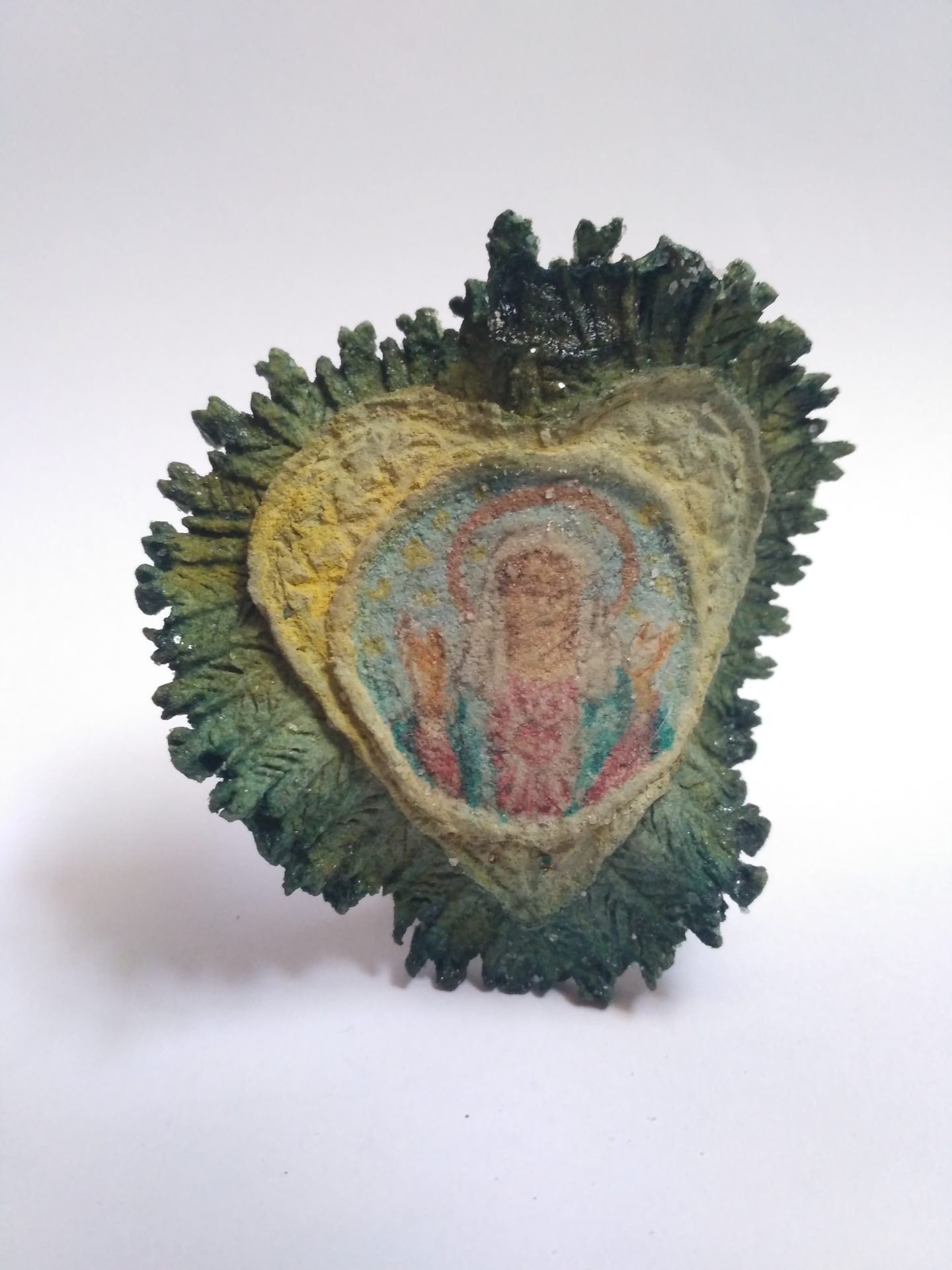 potato scupltures - Heart of Jesus (3)