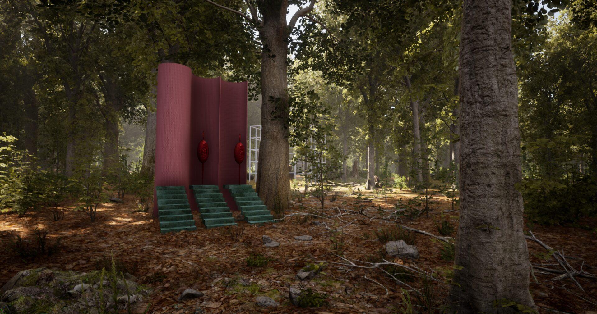 Extended Forest_Tekla Gedeon_07