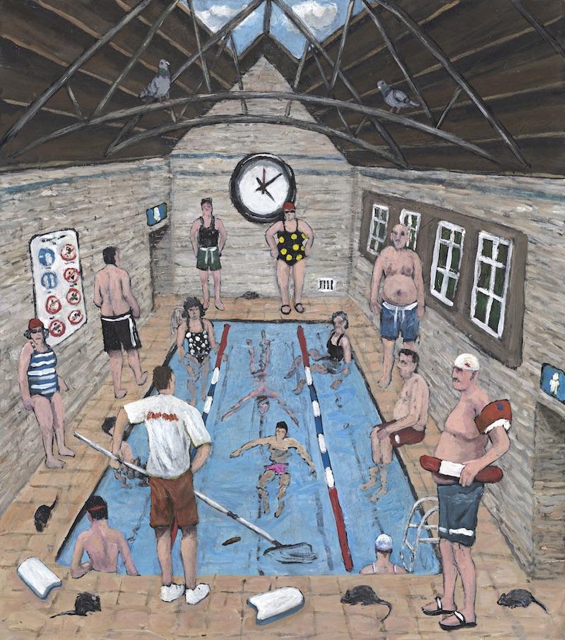 Kilmarning Municipal Swimming Pool - Craigie Harper